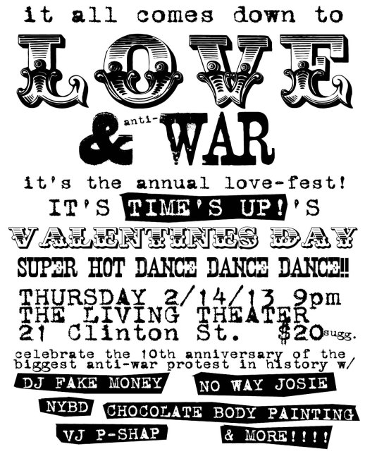 Love and Anti-War